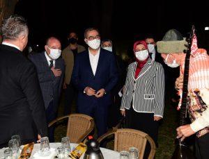 Kahramanmaraş'ta gaziler günü buluşma etkinliği