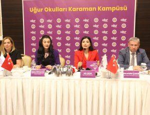 Karaman'ın ilk global eğitim kurumu açılıyor