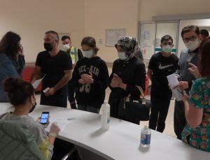 Kırklareli'nde Bakan Koca'nın çağrısı karşılıksız kalmadı