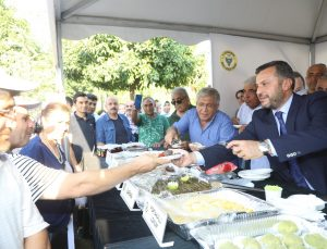 Kocaispir lezzet tutkunlarını Adana'ya davet etti