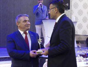 Kütahya MÜSİAD'a 'En Başarılı Dernek' ödülü