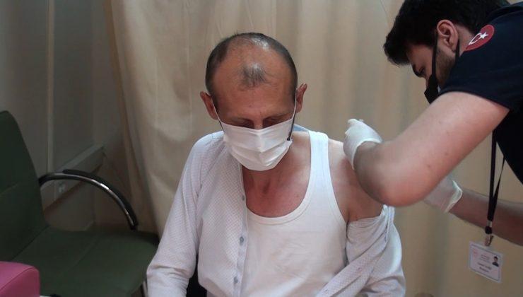 Kütahya'da aşı seferberliği