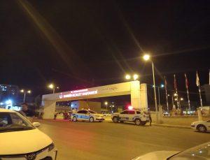 Mardin'de bir özel hareket polisi yaralandı