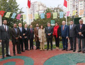 Meksika'nın bağımsızlığın 200'üncü yılı Çankaya'da kutlandı
