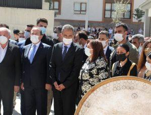 Milli Eğitim Bakanı Özer, Şırnak'ta inceleme ve açılışlarda bulundu