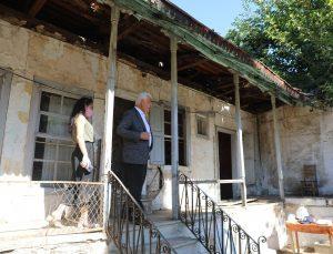 Muğla'nın bir tarihi değeri daha restore ediliyor