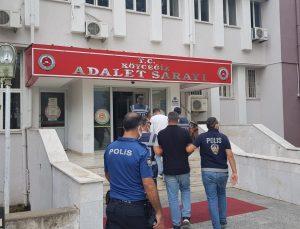 Otel sahibini gasp eden şüpheliler yakalandı