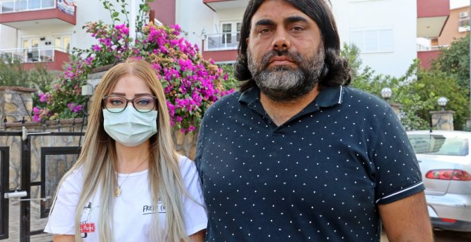 Antalya'da palalı saldırı
