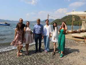 Rus fenomenler Marmaris'i gezdi