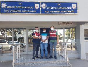Şanlıurfa'da cinayet zanlısı Jasat'tan kaçamadı