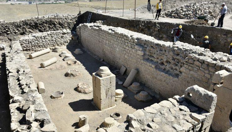 Kazılarda 5 bin yıllık bulgulara rastlandı
