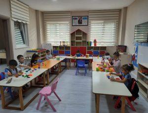 Sinop'ta 4-6 yaş Kur'an kurslarına bir yenisi daha eklendi