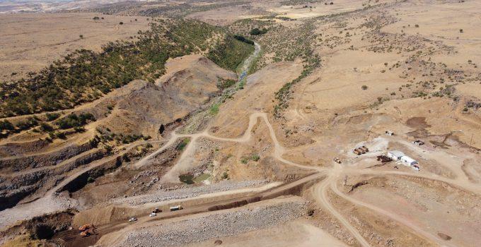 Siverek Taşıkara Barajı  suya kavuşacak