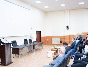 SÜ Hukuk Fakültesinde akademik kurul toplantısı yapıldı