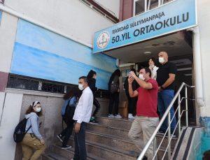 Süleymanpaşa Belediyesi LGS Seviye Tespit Sınavı düzenledi