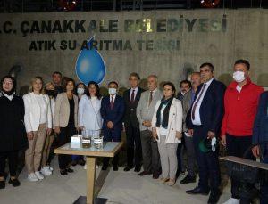 TBMM Müsilaj Sorununu Araştırma Komisyonu Çanakkale'de