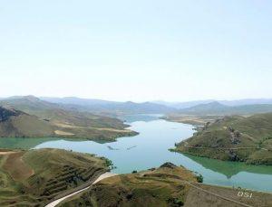 Tercan Barajı 12 bin 980 kişinin elektrik ihtiyacını karşılıyor