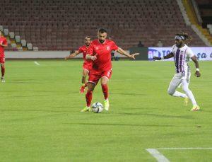 TFF 1. Lig: Balıkesirspor: 1 – Keçiörengücü: 0 (İlk yarı sonucu)
