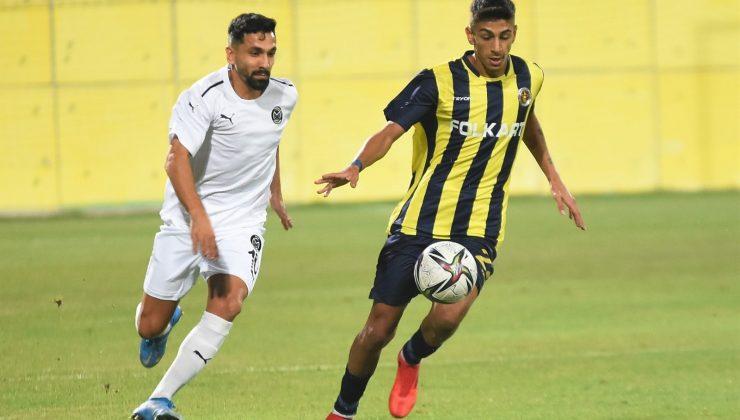TFF 1. Lig: Menemenspor: 2 – Manisa FK: 0