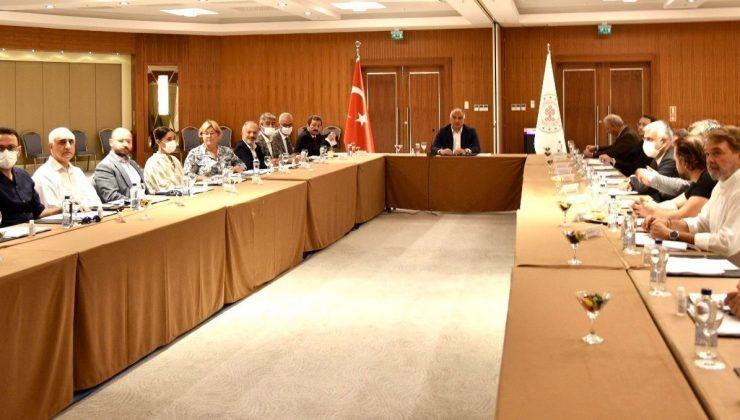 """TTYD Başkanı Narin: """"Marmaris'in daha iyi yerlere geleceğine inanıyoruz"""""""
