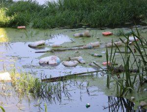 Tunca Nehrinde ödüllü çöp toplama etkinliği