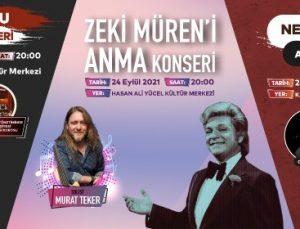 Türk müziğinin usta isimleri, Kartal'da anılacak