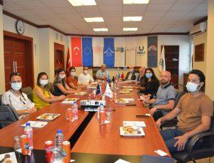 Uşak Üniversitesi ve UKOSB işbirliği artarak devam ediyor