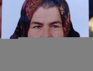 Uşak'ta kayıp kadın için arama çalışmaları başladı