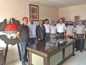 Yerköy Ticaret ve Sanayi Odası Başkanı Coşkun Kahraman oldu