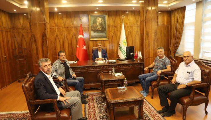 Ziraat Mühendisleri Trabzon Şubesi'nden FİSKOBİRLİK'e destek