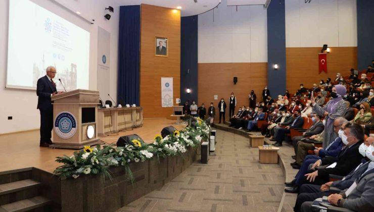 25.'si düzenlenen Uluslararası Sanat Tarihi Sempozyumunun açılışı yapıldı