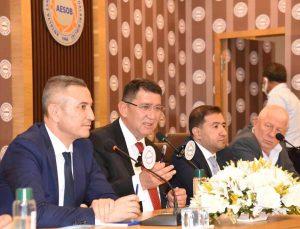 Antalya'da kantinci esnafın sorunları konuşuldu