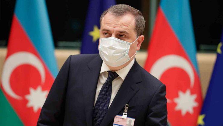 """Azerbaycan Dışişleri Bakanı Bayramov: """"Azerbaycan, Ermenistan ile ilişkileri normalleştirmeye hazır"""""""