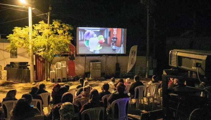 """Bodrum'da köylerde """"Sarı Yaz Sinema Günleri"""""""
