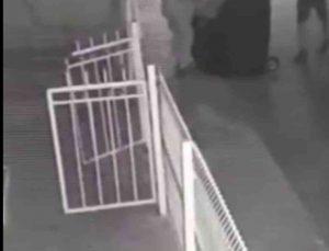 Camiden çamaşır makinesi çalan hırsızlar yakalandı