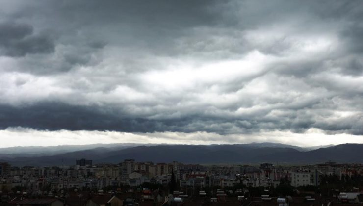 Ege'ye şiddetli yağış uyarısı