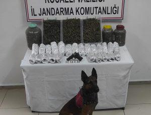 Evinde 4 kilo 380 gram esrar ile yakalanınca tutuklandı