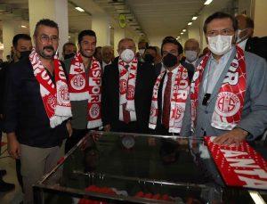 FTA Antalyaspor YÖREX'te yerini aldı