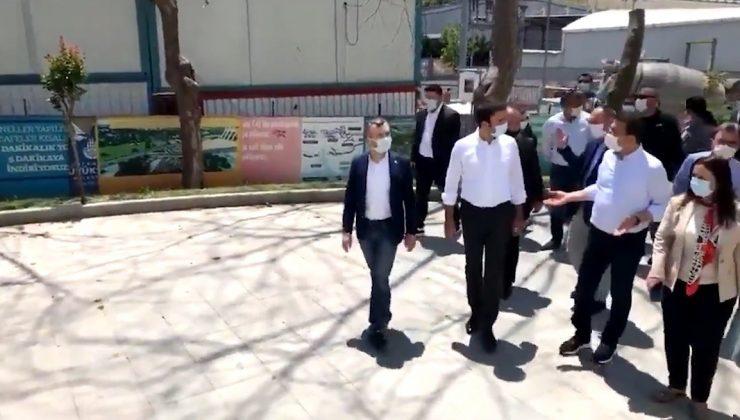 """İBB Başkanı İmamoğlu, Dolmabahçe-Levazım Tüneli için: """"Ben niye para harcayayım"""" dedi"""