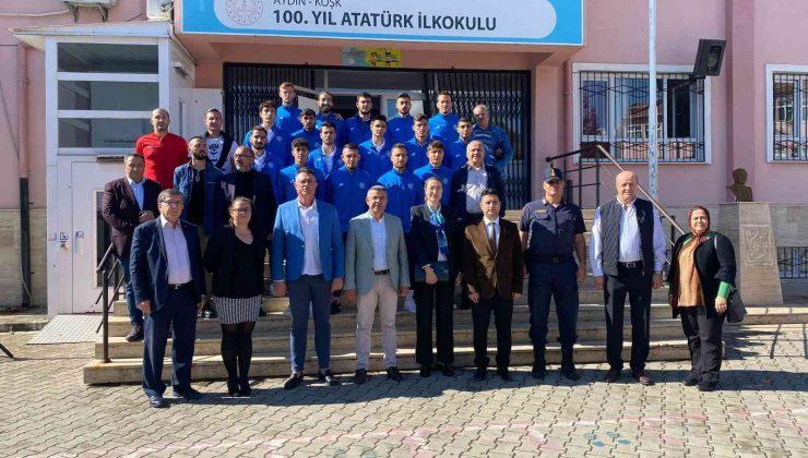 Köşk'te öğrenciler yararına etkinlik düzenlendi