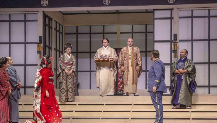 Madama Butterfly yeni sezonda ilk kez sahnede
