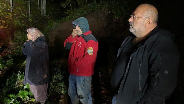 Mantar ararken ormanda kaybolan çift bulundu