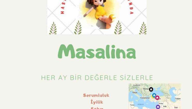 'Masalina' isimli E-Twinning projesi kabul edildi