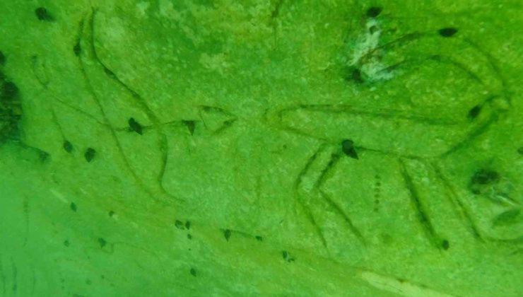 Su altındaki tarih ilk günkü canlılığını koruyor