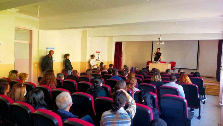 Tunceli'de annelere 'Norkarehber' eğitimi verildi