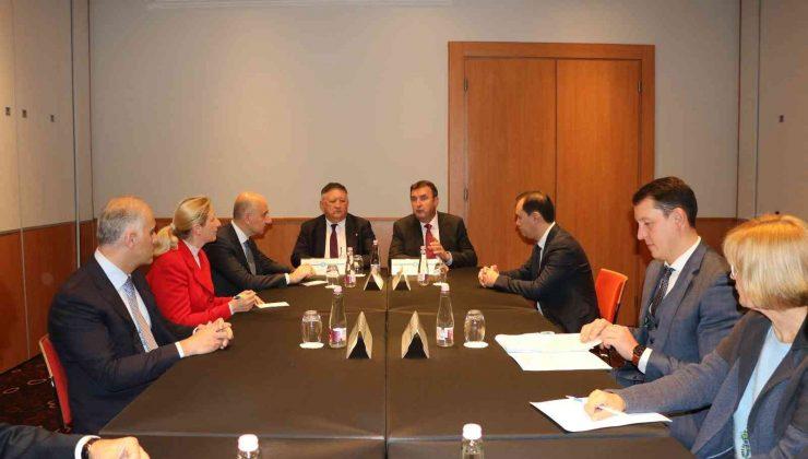 Türk Konseyi Ulaştırma Bakanları 5. Toplantısı Budapeşte'de başladı